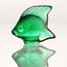 Eclectic Decorative Objects And Figurines by Crystal Classics
