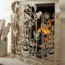 Fireplace Screens by Suzy Cacic