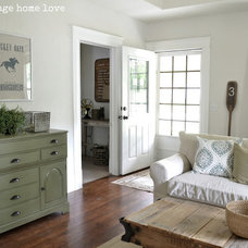 our vintage home love: Our Home