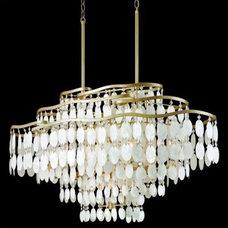 Bathroom Lighting And Vanity Lighting Dolce Linear Suspension by Corbett Lighting