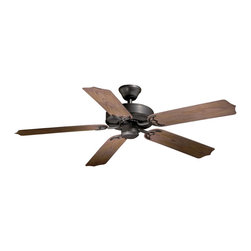 "Vaxcel - Medallion Noble Bronze 52"" Outdoor Ceiling Fan - Vaxcel FN52298NB Medallion Noble Bronze 52"" Outdoor Ceiling Fan"