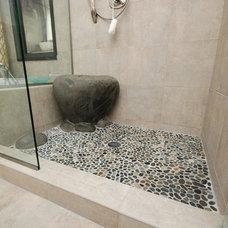Contemporary Bathroom by Fackler Construction Company