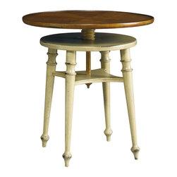 Baker Furniture - Roulette Twist Table -