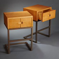 Modern Nightstands And Bedside Tables by Daedal Woodworking