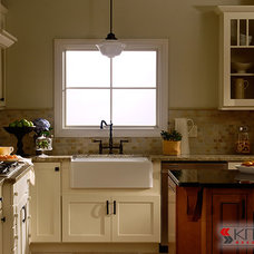 Traditional Kitchen by Cabinets.com by Kitchen Resource Direct