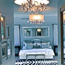 Traditional Bedroom South Shore Decorating