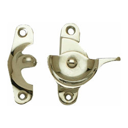 """Renovators Supply - Sash Window Locks Chrome Sash Window Lock 2 5/8 """" L 