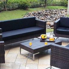 Modern Outdoor Lounge Sets by DefySupply.com