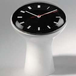 Klein & More - Klein & More | Maritime Table Clock - Design by Angelo Mangiarotti, 1956.