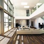Lauzon - Walnut hardwood can be furnished & installed by Diablo Flooring, Inc. showrooms in Danville, Walnut Creek, & Pleasanton