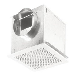Broan-Nutone L300KMG High Capacity Ventilation Fan with Metal Grille - Kitchen R - Whether you need it in the kitchen or bathroom, the Broan L300MKG High Capacity Ventilation Fan With Metal Grille - Kitchen Rated delivers. Versatility is its middle name.If you aren't exactly sure where you want to put a vent fan, here's your savior. It is kitchen rated, so you can install it virtually anywhere. It requires an aluminum filter, Model LAF1. It can be ducted horizontally, vertically, or even in-line with an available adapter. The 20 gauge galvanized steel housing is sure to hold up to even the toughest ventilation jobs. When you add a GFCI branch circuit, it is UL listed for use over bathtubs and showers.If you're a fan of loud noises, this probably isn't the fan for you. It quietly operates in a range that is below the average television volume. It won't interrupt your precious nightly wind-down. If you add an available variable speed control, speed and noise level are controlled by you. It comes complete with a metal grille painted neutral white.About Broan-NuToneBroan-NuTone has been leading the industry since 1932 in producing innovative ventilation products and built-in convenience products, all backed by superior customer service. Today, they're headquartered in Hartford, Wisconsin, employing more than 3200 people in eight countries. They've become North America's largest producer of medicine cabinets, ironing centers, door chimes, and they're the industry leader for range hoods, bath and ventilation fans, and heater/fan/light combination units. They are proud that more than 80 percent of their products sold in the United States are designed and manufactured in the U.S., with U.S. and imported parts. Broan-NuTone is dedicated to providing revolutionary products to improve the indoor environment of your home, in ways that also help preserve the outdoor environment.
