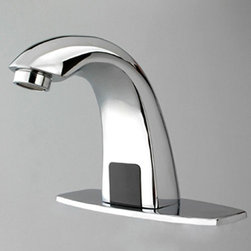 Automatic Faucets - Automatic Sensor Bathroom Sink Faucet