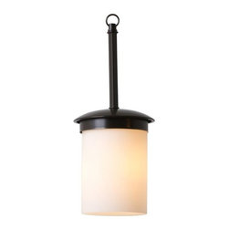 Yosemite - Yosemite 101-1P Aster 1 Light Mini Pendant - Aster Single Light Mini PendantThis mini pendant features a simple, yet elegant design. With an etched glass cylinder shade and smooth lines, it makes a perfect accent to any location in your home.Features: