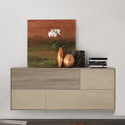 Modloft - Modloft | Taranto Sideboard - Design by Sergio Alessi.