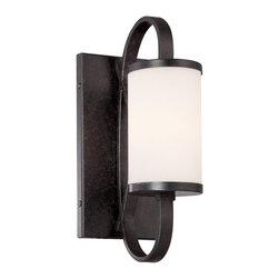 Designers Fountain - Designers Fountain 84401-ART Wall Sconce - Designers Fountain 84401-ART Wall Sconce
