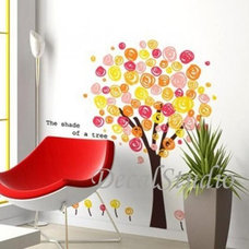 Contemporary Decals by Art Fire