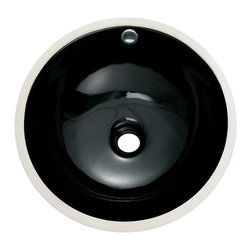 Kingston Brass - Kingston Brass Fauceture LBR17176 Courtyard Round Undermount Bathroom Sink - LBR - Shop for Bathroom from Hayneedle.com! Designed to suit a variety of decor the Kingston Brass Fauceture LBR17176 Courtyard Round Undermount Bathroom Sink is crafted of smooth solid china in your choice of color. Its vitreous non-porous surface offers long-lasting protection against stains and thermal wear. Drain hole diameter: 1.75 in. Push pop-up mechanism Drain not included About Kingston Brass Inc.A group of plumbing professionals established Kingston Brass in 1998. Based in Chino Calif. Kingston Brass manufactures an extensive line of fine kitchen and bathroom items and matching accessories for your home. The company's products range from faucets sinks and tubs to toilets showers and bathroom accessories. With a foundation of quality value and service Kingston Brass is committed to providing innovative designs top-notch products and helpful service and information to its customers across the globe.