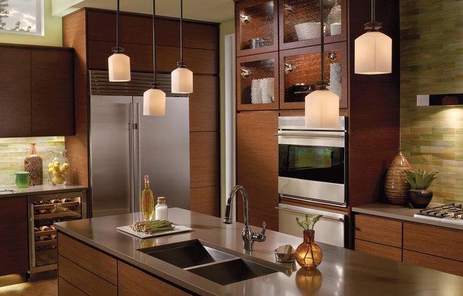 Modern Kitchen Lighting And Cabinet Lighting by Kichler