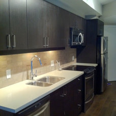 Contemporary Kitchen by Relish Interiors