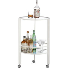 Modern Outdoor Serving Carts by CB2