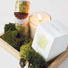 Modern Candles And Candle Holders by Olive & Cocoa