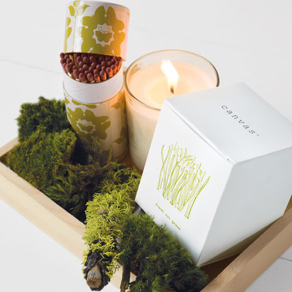 Modern Candles by Olive & Cocoa