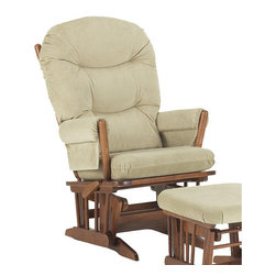 Dutailier - Dutailier Ultramotion Harvest Wood Glider - Rest and recline in this adjustable Dutalilier Ultramotion chair. This beautiful chair features an exclusive Dutailier glide system.
