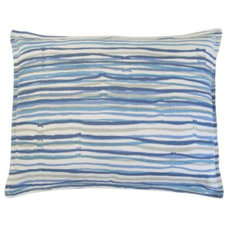 Eclectic Decorative Pillows by Hable Construction