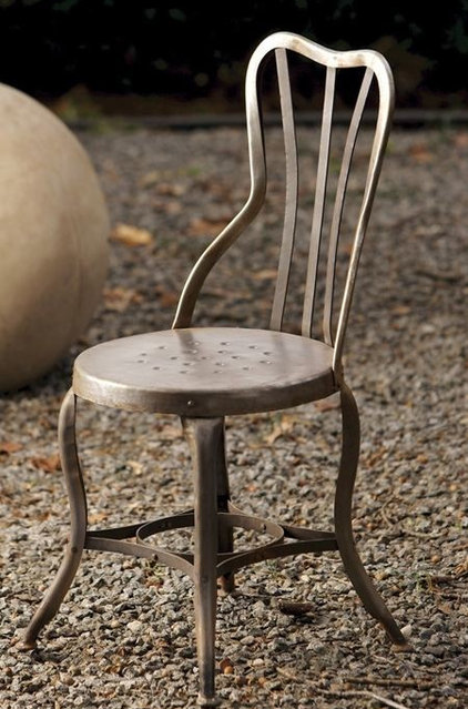 Eclectic Dining Chairs by Mothology