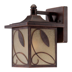 "Designers Fountain - Designers Fountain Devonwood 7"" Transitional Outdoor Wall Sconce X-CF-12222 - Designers Fountain Devonwood 7"" Transitional Outdoor Wall Sconce X-CF-12222"
