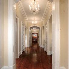 Traditional Wood Flooring by Longwood Antique Woods LLC