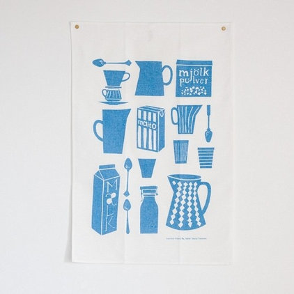 Eclectic Dish Towels by Mjölk