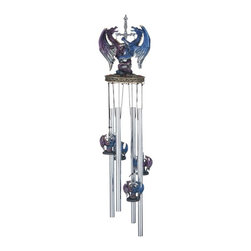 GSC - Wind Chime Round Top Dragon Hanging Garden Porch Decoration Decor - This gorgeous Wind Chime Round Top Dragon Hanging Garden Porch Decoration Decor has the finest details and highest quality you will find anywhere! Wind Chime Round Top Dragon Hanging Garden Porch Decoration Decor is truly remarkable.