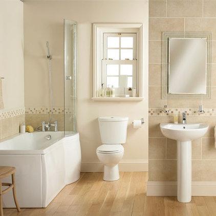 Modern Bathtubs Galaxia P Shower Bath Full LH Suite, Inc Standard Bath