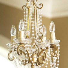 Traditional Chandeliers by Colom and Brit Interiors