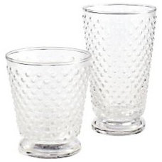 Eclectic Everyday Glasses by Pier 1 Imports
