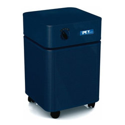 Austin Air - Austin Air Pet Machine, Midnight Blue - The  Austin Air Pet Machine Air Purifier with HEPA Technology. Perfect for Pet Owners,  The Pet Machine uses HEPA technology to trap airborne dust and dander. While the Special carbon blend  helps reduce pet odors that linger in the air.