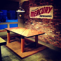 Dining Tables - Vinoture farm table.