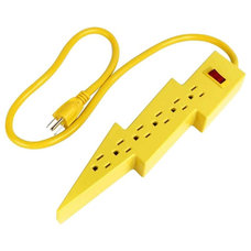 Contemporary Extension Cords And Power Strips by Amazon