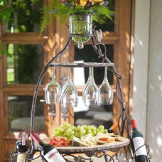Traditional Platters by Timeless Wrought Iron