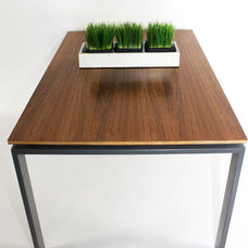 Modern Dining Tables by Work Shop Denver