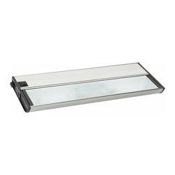 Kichler Lighting - Kichler Lighting 10564NI Modular 12v Xenon 2 Light Cabinet Lighting in Brushed N - Modular 2Lt Xenon 12v/18w