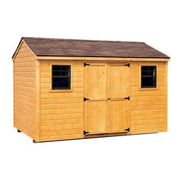 Fifthroom - Cedar Lap Siding Gable Sheds -
