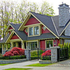 Traditional Windows And Doors by Mountainview Designs