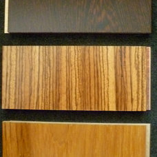 Contemporary Wood Flooring by DM Decos by Design, Inc.