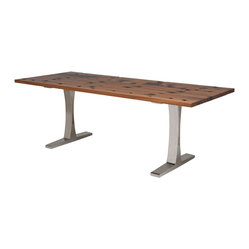 Delta Dining Table, Natural/Large