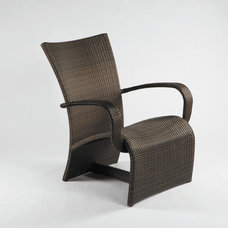 Contemporary Outdoor Chairs by Summer Classics