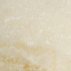 Caramel Onyx Light Polished Tile - Caramel Onyx Light Polished