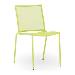 Zuo Modern - Zuo Repulse Bay Chair in Lime [Set of 4] - Repulse Bay Chair in Lime by Zuo Modern Funky and fun, the Repulse chair will add flare to any space. Frame is made from 100% epoxy coated steel durable in any climate. Chair (4)