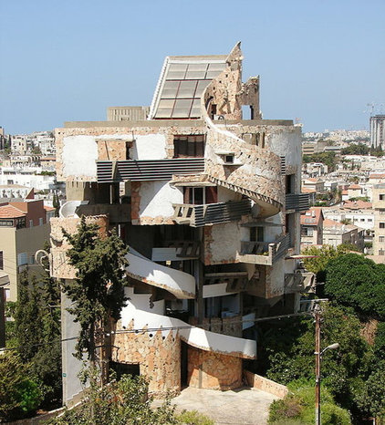 Spiral House- Israel